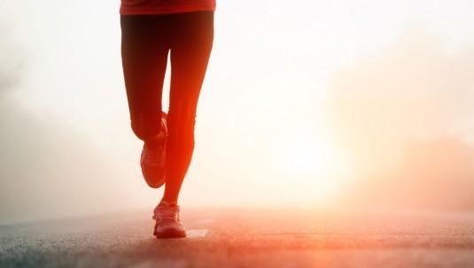 running Merseyside
