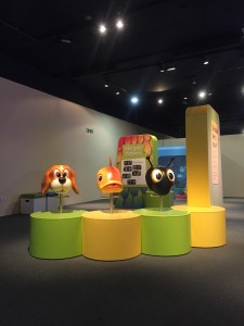 Eye for Eye Colour Exhibition, Liverpool Museum