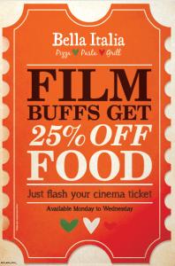 Bella Italia Film Discount