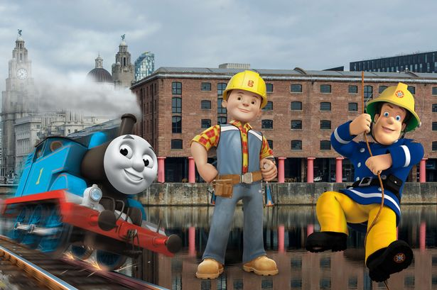 The Guide Liverpool - Mattel Play