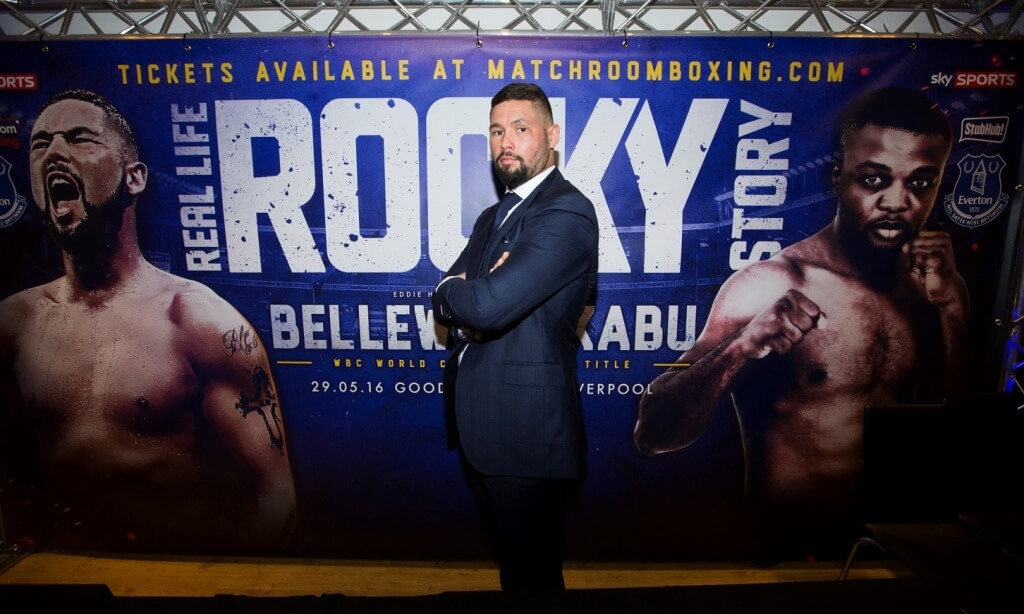 Tony Bellew - The Guide Liverpool