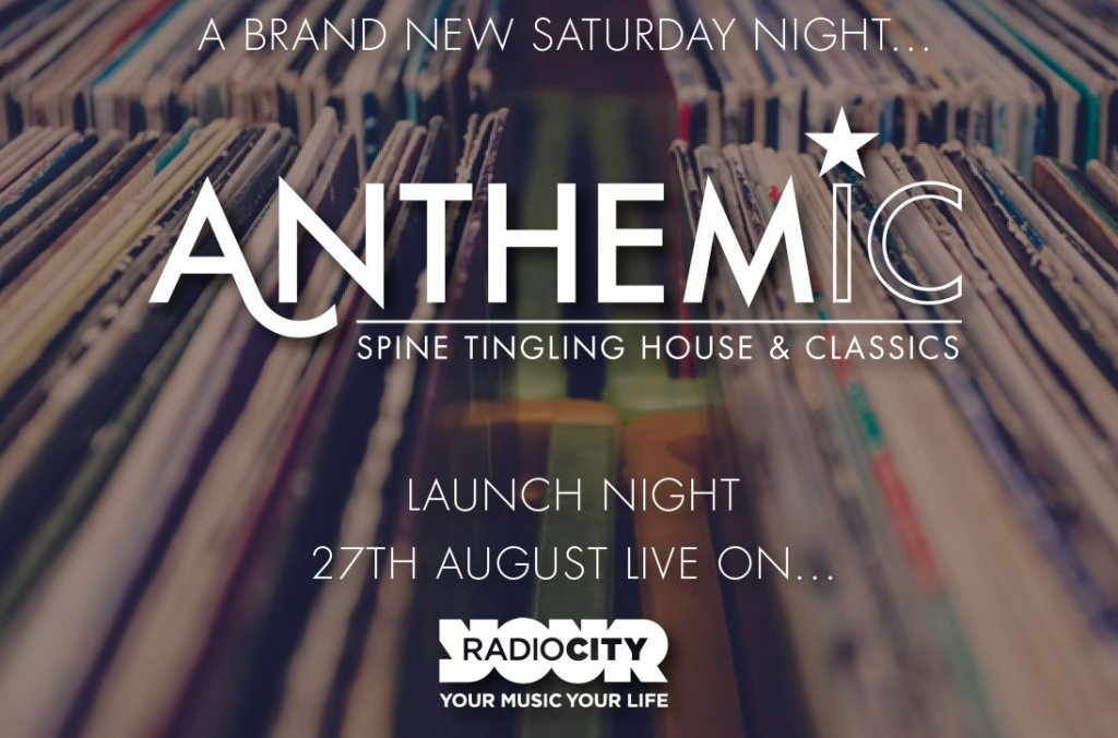 Anthemic Coming Soon Eflyer