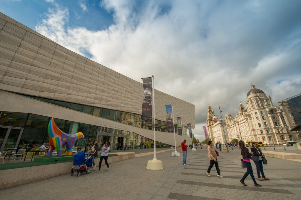 Museum of Liverpool - The Guide Liverpool. Picture Mark McNulty