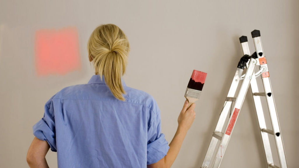 Redecorating Painting
