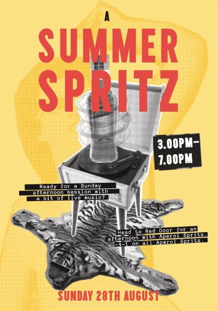 The Guide Liverpool - Red Door Summer Spritz