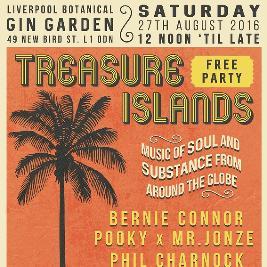The Guide Liverpool Treasure Island Botanical Gin Garden Liverpool