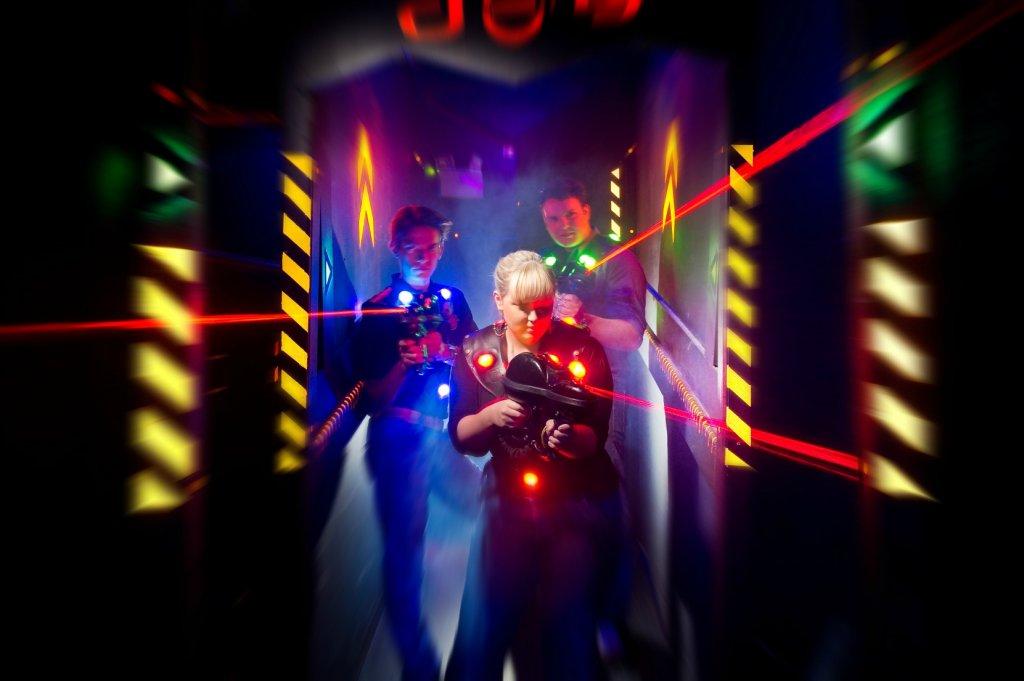 Darkstar Laser Quest - The Guide Liverpool