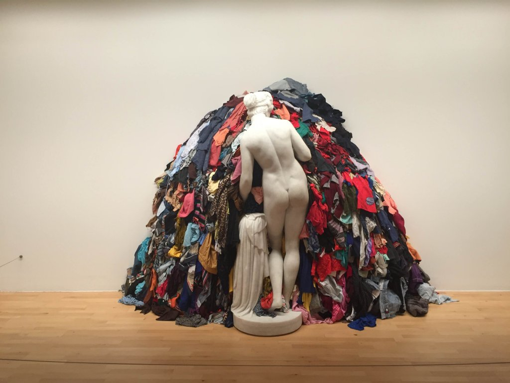 The Guide Liverpool - TATE Liverpool Venus of the Rags
