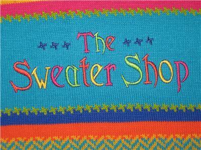 scouse school memories sweater shop
