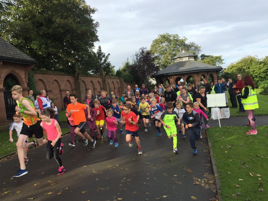 The Guide Liverpool Stanley Park Junior Park Run