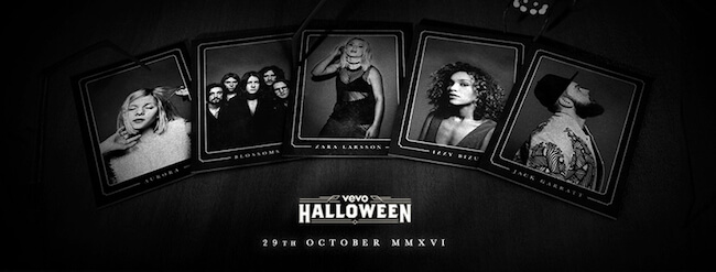 The Guide Liverpool Vevo Halloween
