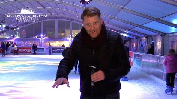 Ice Rink, Liverpool Ice Festival