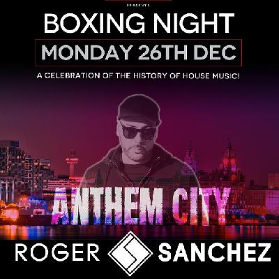Boxing Day in Liverpool