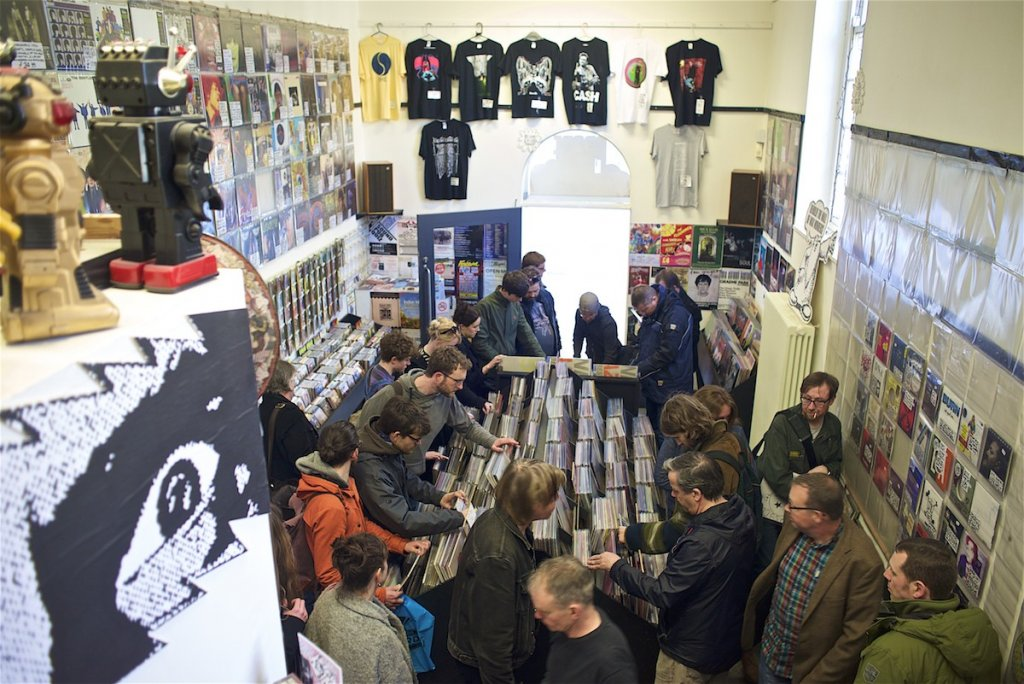 The Guide Liverpool - Record Store Day