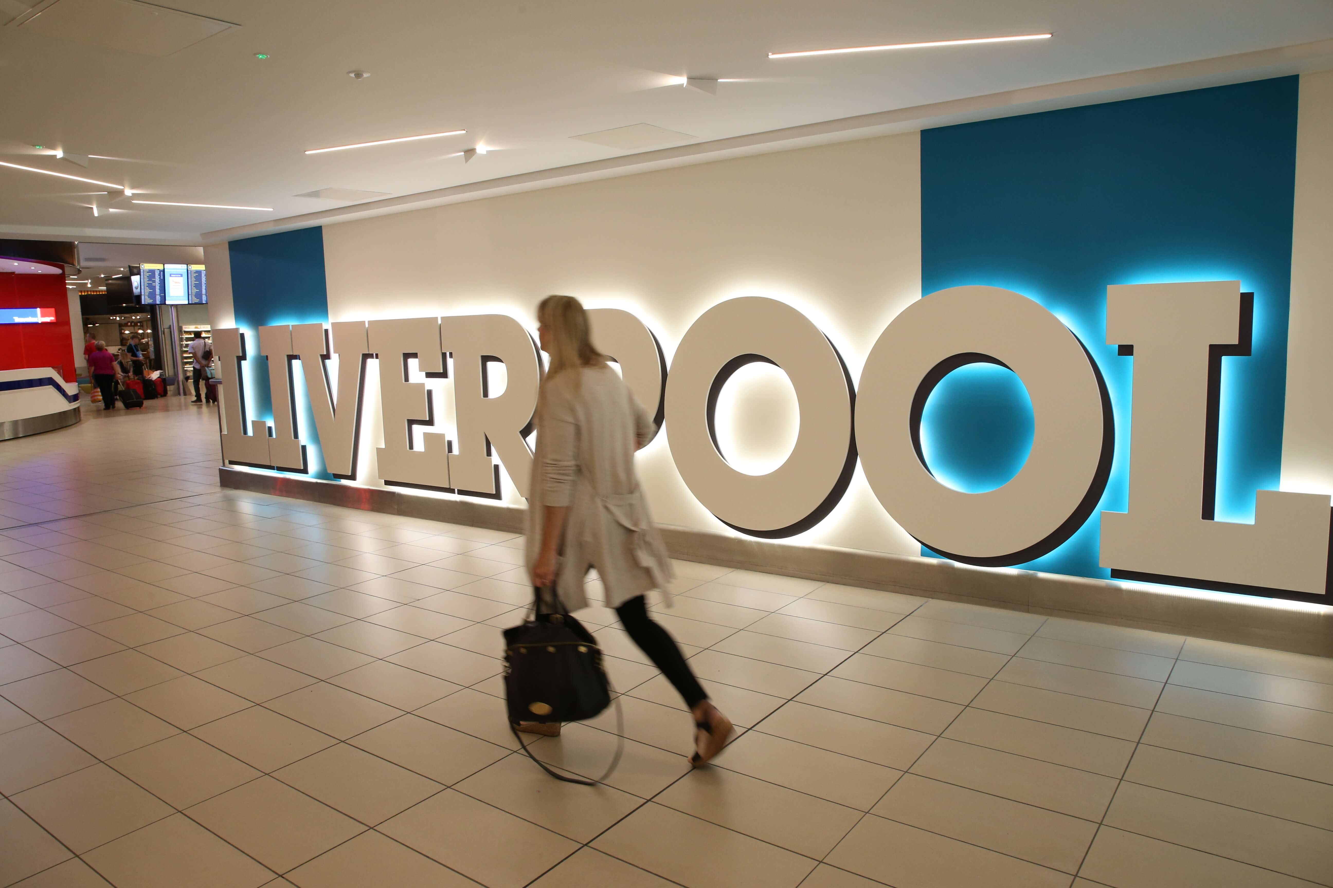 Liverpool John Lennon Airport - The Guide Liverpool