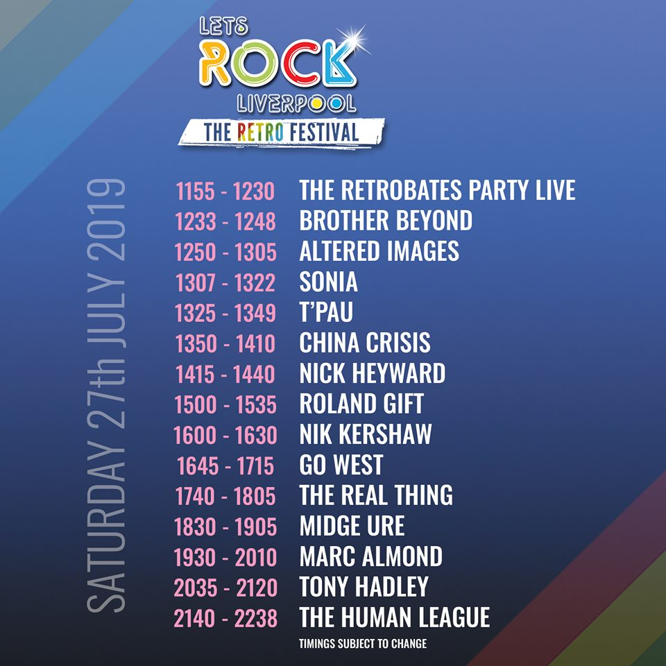 Let's Rock Liverpool