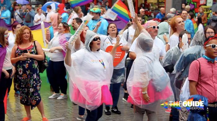 Pride in Liverpool