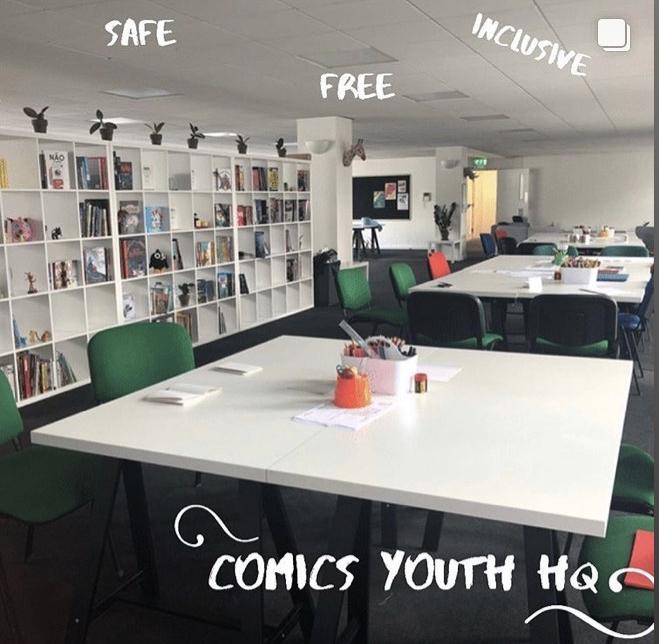 Comics Youth