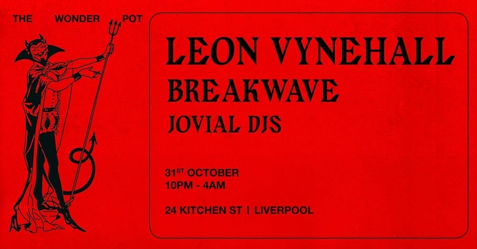 November in Liverpool