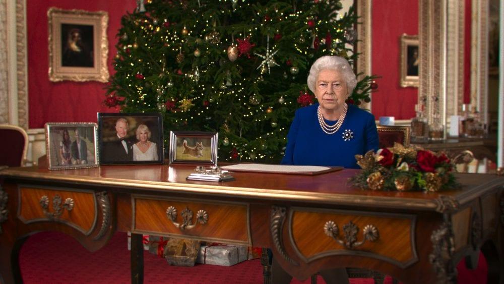 Channel 4 - Deepfake Christmas Queen's Speech
