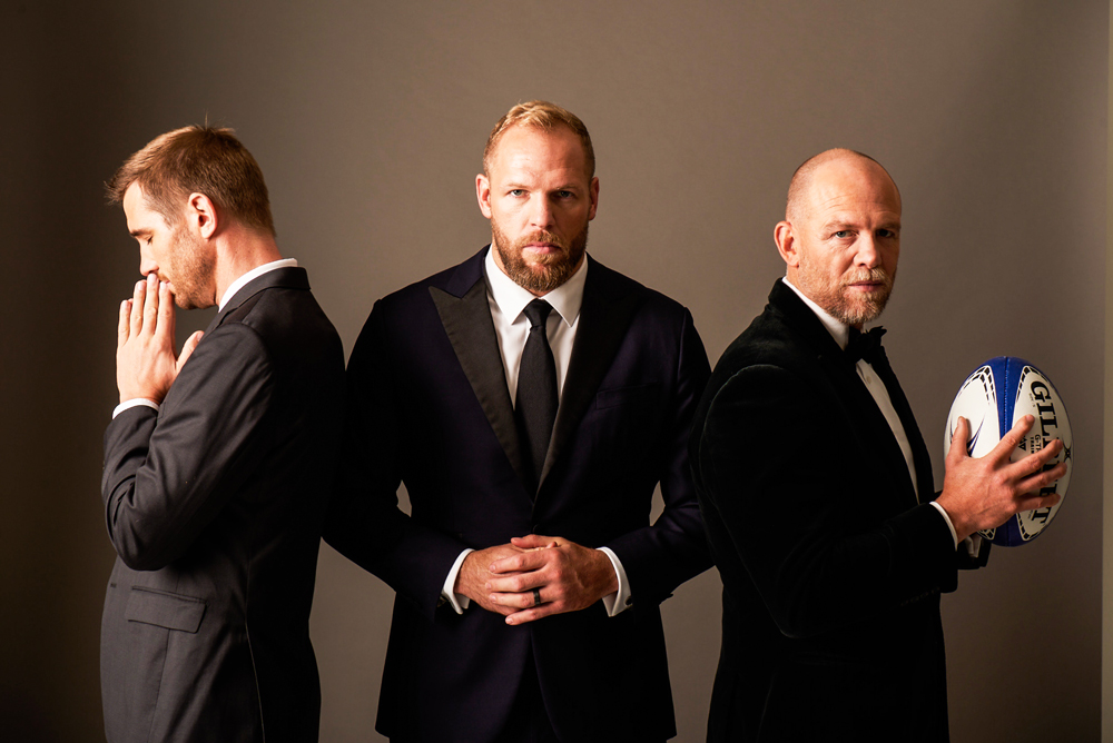 Rugby stars Mike Tindall and James Haskell announce Liverpool date for The Good, The Bad, The Rugby tour - The Guide Liverpool