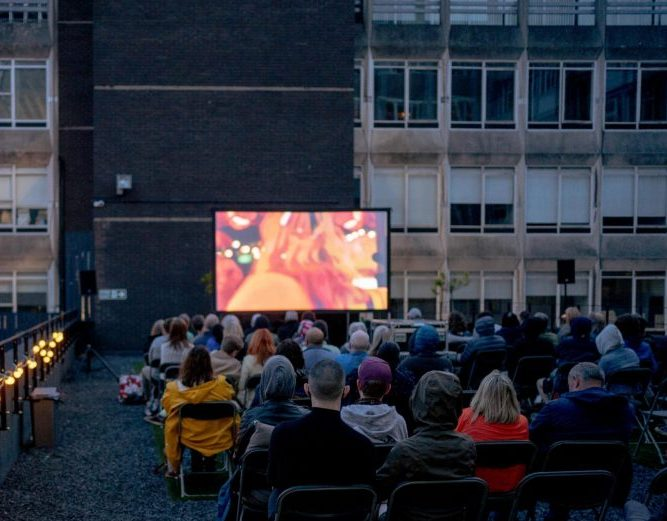 FACT is bringing a weekend of films to the Lewis's Building - The Guide Liverpool